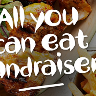 All You Can Eat Fundraiser